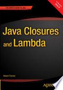Java Closures And Lambda