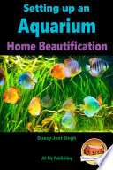 Setting up an Aquarium   Home Beautification