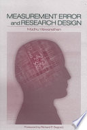 Measurement Error and Research Design