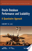 Oracle Database Performance and Scalability