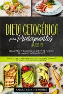 Dieta Cetog Nica Para Principiantes 2019