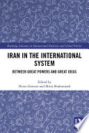 Iran In The International System