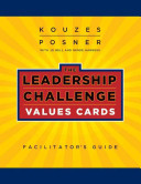The Leadership Challenge Values Cards Facilitator S Guide Set