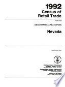 1992 Census of Retail Trade