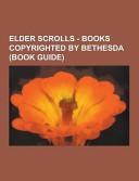 Elder Scrolls   Books Copyrighted by Bethesda
