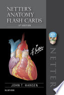 Netter s Anatomy Flash Cards E Book