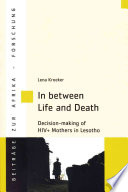 In between Life and Death