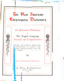 The New American Encyclopedic Dictionary