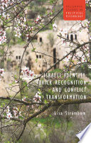 Israeli Identity  Thick Recognition and Conflict Transformation