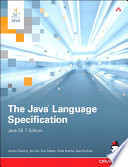 The Java Language Specification  Java SE 7 Edition