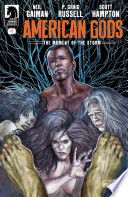 American Gods  The Moment of the Storm  1 Book PDF