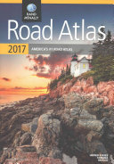 Rand McNally Road Atlas 2017