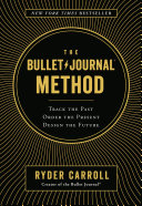 download ebook the bullet journal method pdf epub