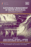 Sustainable Management Of Water Resources