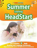 Summer Learning HeadStart  Grade 4 to 5  Fun Activities Plus Math  Reading  and Language Workbooks