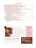 Bulletin - Société Québécoise de Science Politique