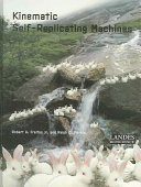 Kinematic Self Replicating Machines