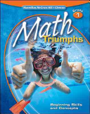 Math Triumphs  Grade 1  Beginning Skills and Concepts  Student Study Guide
