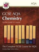 New Grade 9 1 GCSE Chemistry for AQA  Student Book with Interactive Online Edition