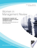 Developments in Gender and Management Research in Central and Eastern Europe