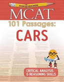 Examkrackers MCAT 101 Passages  Cars