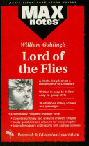 download ebook lord of the flies (maxnotes literature guides) pdf epub