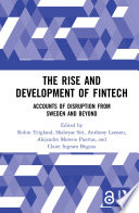 The Rise And Development Of Fintech book