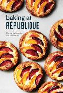 Baking at République Book