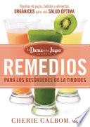Remedios Para Los Des Rdenes De La Tiroides De La Dama De Los Jugos