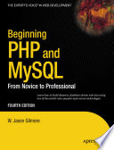 illustration Beginning PHP and MySQL
