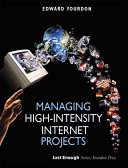 Book Managing High-intensity Internet Projects