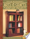 Popular Woodworking s Arts   Crafts Furniture