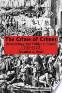 The Crime of Crimes