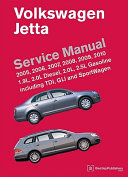 Volkswagen Jetta Service Manual