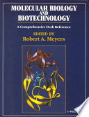 Molecular Biology And Biotechnology book