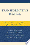 Transformative Justice