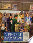 A People and a Nation  Volume II  Since 1865