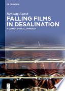 Falling Films In Desalination