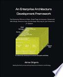 An Enterprise Architecture Development Framework