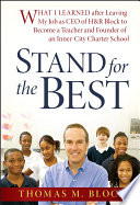 Stand for the Best