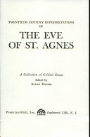 The Eve Of St. Agnes : ...