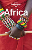 Lonely Planet Africa Book