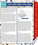 Cpr And First Aid Care Speedy Study Guides