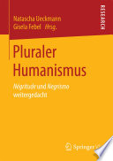 Pluraler Humanismus