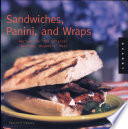 Sandwiches, Panini, and Wraps