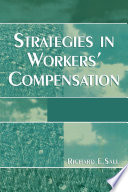 Strategies in Workers  Compensation