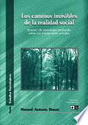 Los caminos invisibles de la realidad social