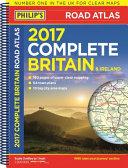 Philip s Complete Road Atlas Britain and Ireland