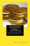 Security Guard   Personal Security Business Video Marketing