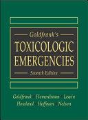 Goldfrank S Toxicologic Emergencies